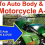 How To Paint A Motorcycle Or Car Step By Step